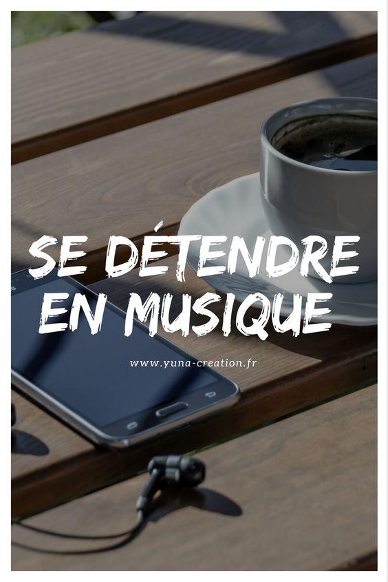 Se détendre en musique