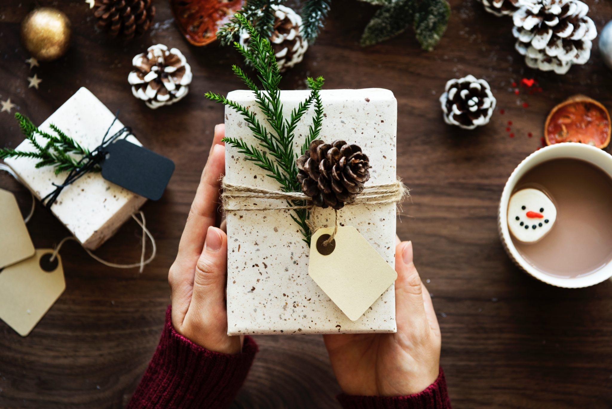 8 idées de cadeaux