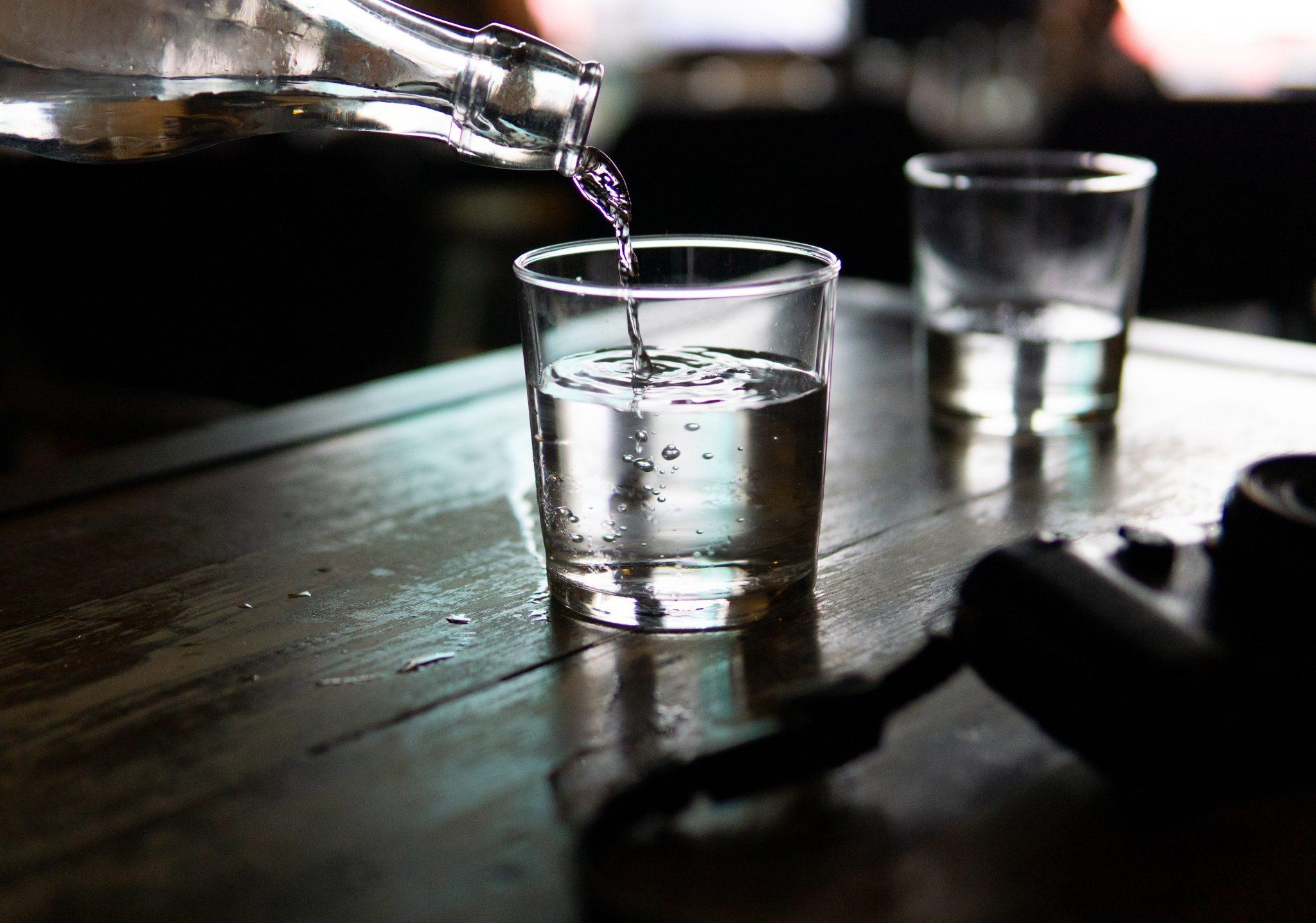 5 conseils pour boire plus d'eau